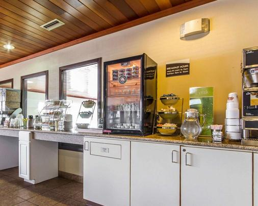 Quality Inn - La Crosse - Buffet