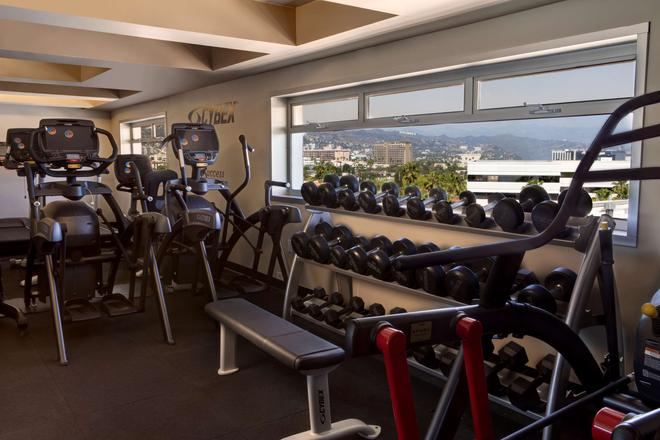 Sixty Beverly Hills - Beverly Hills - Gym
