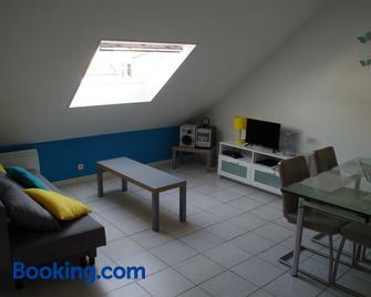 L'annexe - Étaples - Living room
