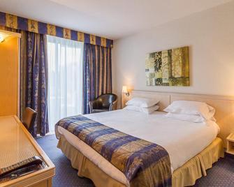 Best Western Golf Hotel - La Grande-Motte - Slaapkamer