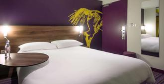 Ibis Styles Saumur Gare Centre - Saumur - Bedroom