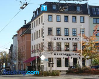 City Hotel Plauen - Plauen - Building