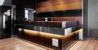 AC Hotel Palacio Universal by Marriott - Vigo - Front desk