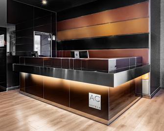 AC Hotel Palacio Universal by Marriott - Vigo - Recepció