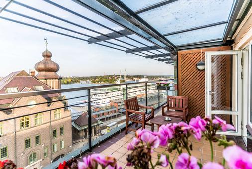 Scandic Sjöfartshotellet - Stockholm - Balcony