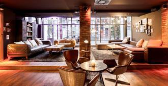 pentahotel Brussels City Centre - Brussels - Lounge