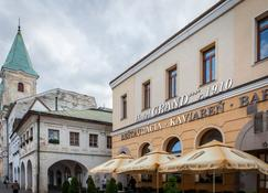 Hotel Grand - Žilina - Building