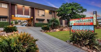 Leichhardt Motor Inn - Toowoomba - Building