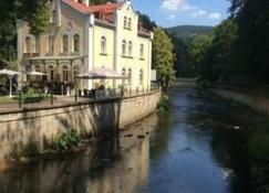Villa Basileia - Karlovy Vary - Vista del exterior