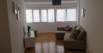 Lisbon,bélem Ajuda Dream Apartment - Lisboa - Sala de estar