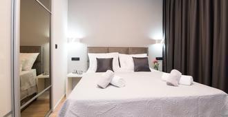 Sky & Sun Luxury Rooms - Zadar - Bedroom
