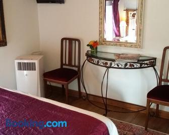 Chambres d'Hôtes l'Esterlanges - Chantonnay - Schlafzimmer