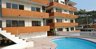 Hotel Terramar - Acapulco - Edificio