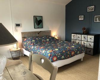 Île St Michel - Guingamp - Camera da letto