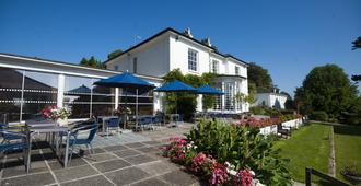 Penmere Manor Hotel - Falmouth - Patio