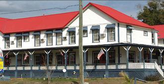 1876 Heritage Inn - Orange City - Edificio