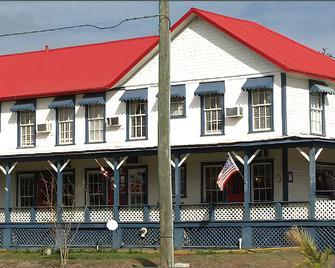 1876 Heritage Inn - Orange City - Gebouw