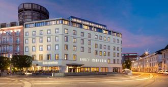 Hotel Victoria - Basel - Toà nhà