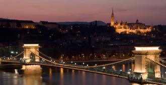 布達佩斯鏈橋索菲特酒店 - 布達佩斯 - 室外景