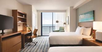 Hyatt House Virginia Beach/Oceanfront - Virginia Beach - Toà nhà