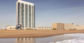 Hyatt House Virginia Beach/Oceanfront - Virginia Beach - Rakennus