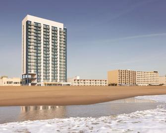 Hyatt House Virginia Beach/Oceanfront - Virginia Beach - Building
