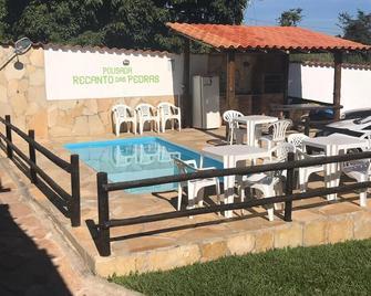 Pousada Recanto das pedras - Milho Verde - Pool