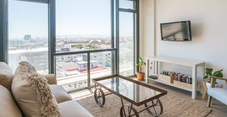 Four Seasons Gold Suite - Cape Town - Living room