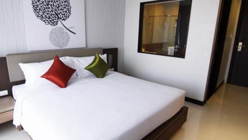 Aspira Prime Patong - Patong - Makuuhuone