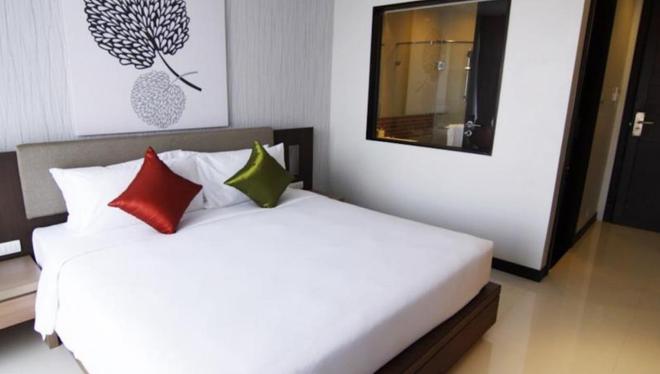 Aspira Prime Patong - Patong - Bedroom