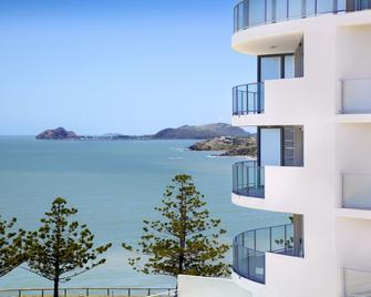 Oshen Holiday Apartments Yeppoon - Yeppoon - Вигляд зовні