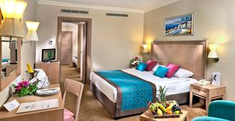 Crystal De Luxe Resort & Spa - Kemer - Chambre