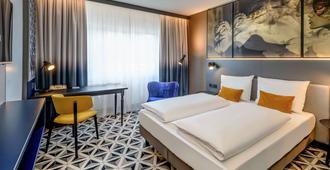 弗萊堡明斯特美居酒店 - 弗萊堡 - 弗賴堡 - 臥室