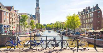 ذا فلاينج بيج داون تاون يوث هوستل - امستردام - المظهر الخارجي