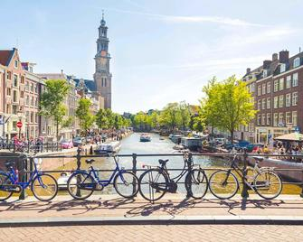 The Flying Pig Downtown - Ámsterdam - Vista del exterior