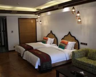 Wogeyishu baiyunshang Lishui - Lishui - Bedroom