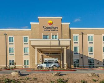 Comfort Inn and Suites Snyder - Snyder - Building