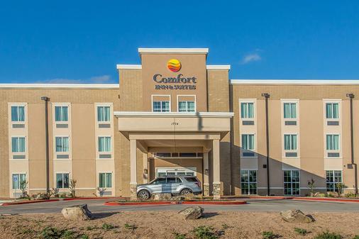 Comfort Inn & Suites - Snyder - Edificio
