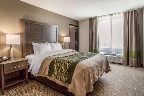 Comfort Inn & Suites - Snyder - Habitación