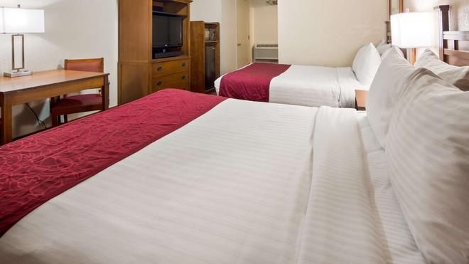 SureStay Hotel by Best Western Blythe - Blythe - Bedroom