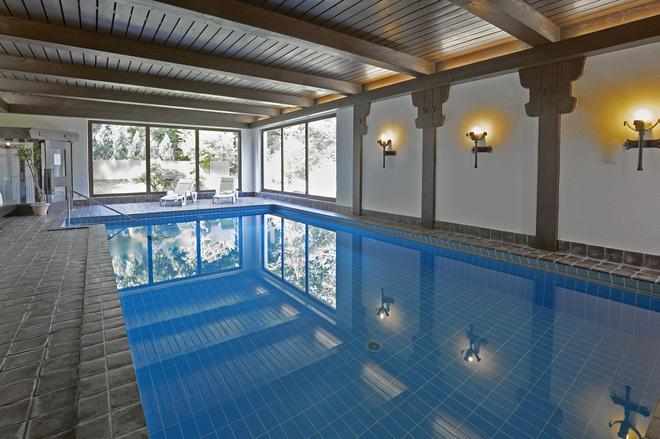 Hotel Hohenried Im Rosengarten - Freudenstadt - Uima-allas
