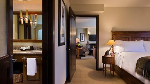 Madeline Hotel & Residences, Auberge Resorts Collection - Telluride - Makuuhuone