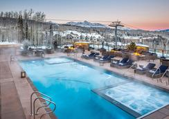 Madeline Hotel & Residences, Auberge Resorts Collection - Telluride - Uima-allas