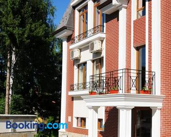 Chateau Montagne Hotel Troyan - Troyan - Building