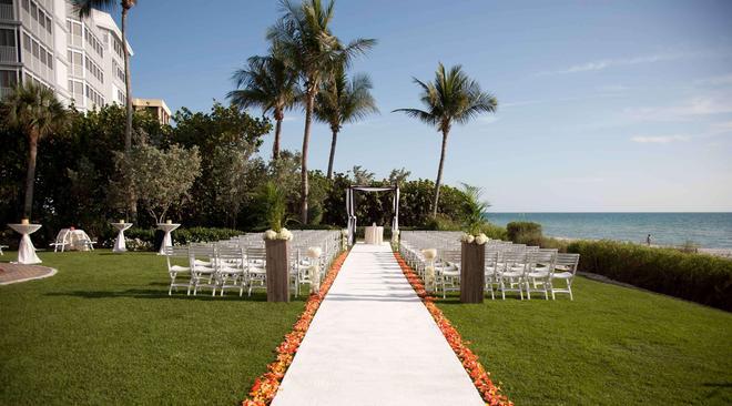 LaPlaya Beach & Golf Resort - A Noble House Resort - Naples - Sảnh yến tiệc