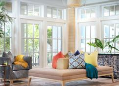 LaPlaya Beach & Golf Resort - A Noble House Resort - Naples - Sala de estar