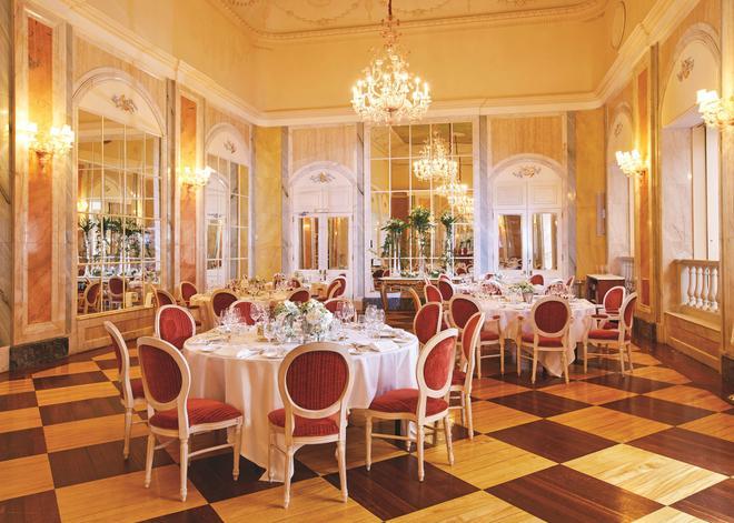 貝爾蒙德里德宮酒店 - 芳夏爾 - 豐沙爾 - 宴會廳
