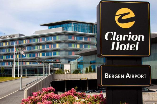 Clarion Hotel Bergen Airport - Bergen - Building