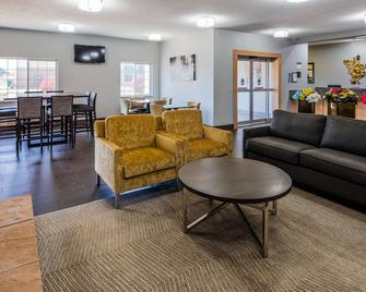 Best Western Macomb Inn - Macomb - Huiskamer