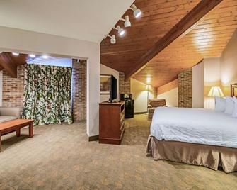 Rodeway Inn - Huntington - Schlafzimmer
